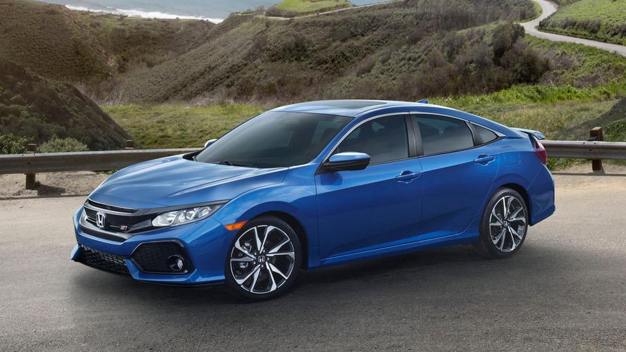 Nouvelle Honda Civic Si - Transition toute trouvée