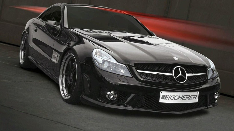 Mercedes SL 63 AMG Tuned by Kicherer