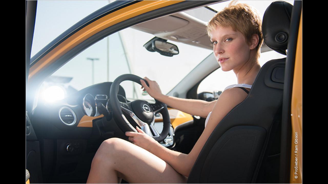 Kim Hnizdo: Opel Adam