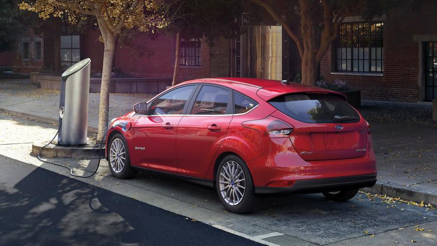 Ford Focus Elétrico