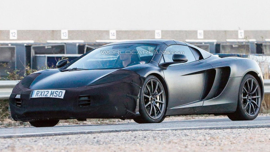 McLaren CEO reveals some new details about the entry-level P13