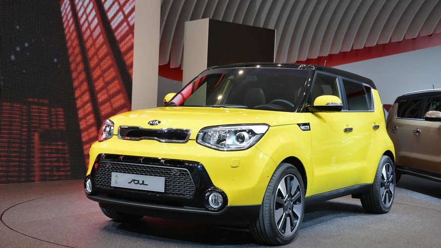 2014 Euro-spec Kia Soul launched in Frankfurt