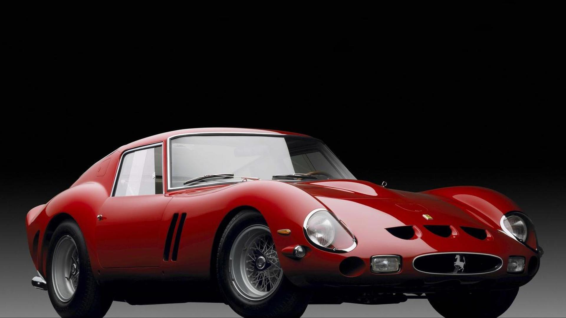 1963 ferrari 250 gto racer