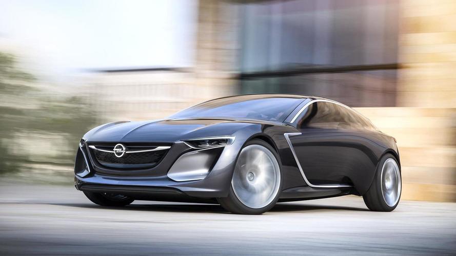 Opel Monza, farklı bir gövde tipiyle geri mi geliyor?