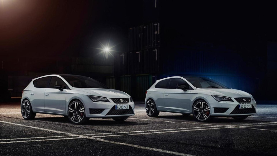Seat Leon Cupra and Cupra 280 break cover