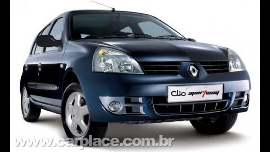 Renault lança Clio Sportway com motor 1.6 e mais equipamentos na Argentina