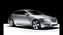 Novo sedan de luxo Jaguar XF 2008 será lançado em maio no Brasil