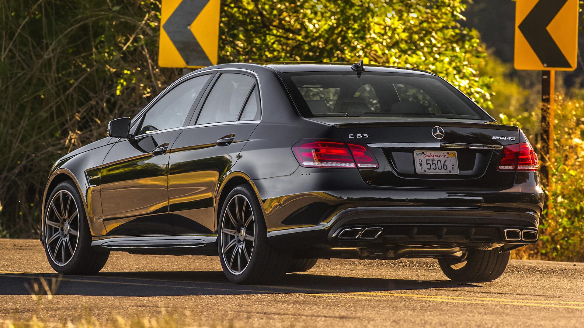 2016 Mercedes Benz Amg E 63 Sedan >> Mercedes Working On Drift Mode For Next Amg E63