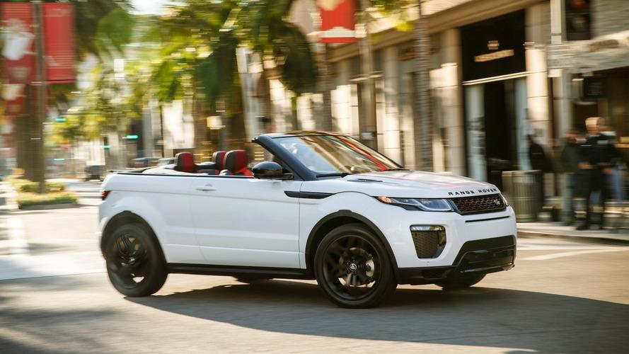 Range Rover Evoque Cabriolet Essai
