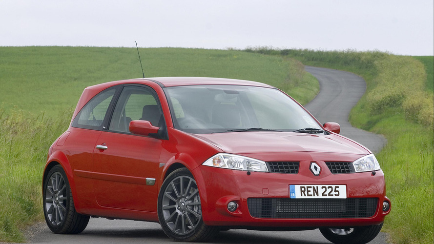 Very last Renault Sport Megane on sale in the UK