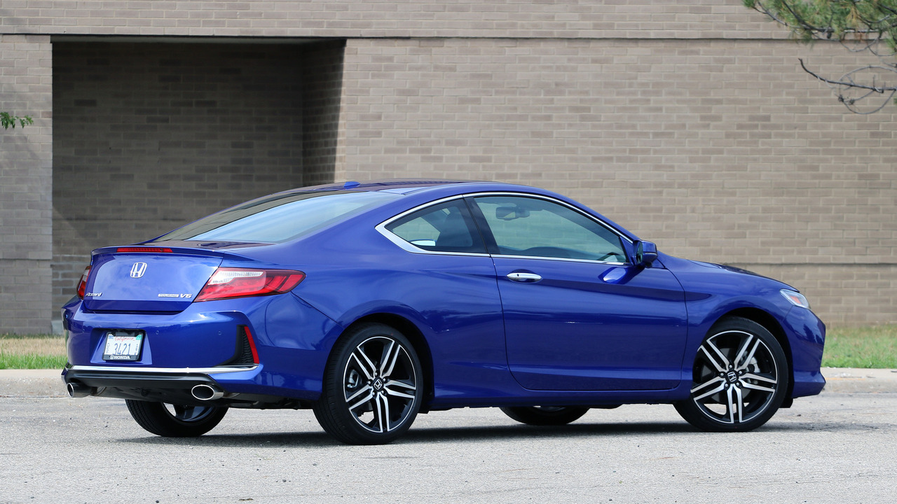 2017 Honda Accord Coupe Review