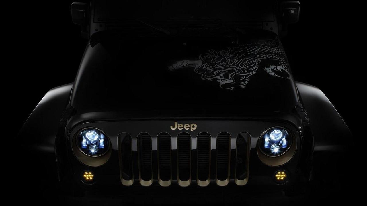 Jeep Wrangler Beijing concept 06.4.2012