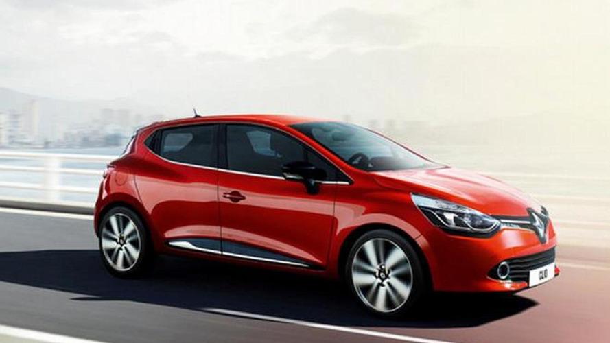 2013 Renault Clio IV leaked