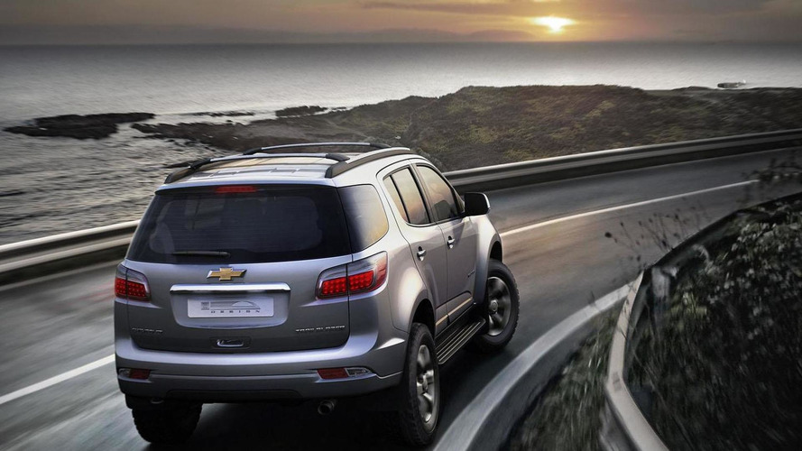 Chevrolet Trailblazer Could Be Offered In The Us Report