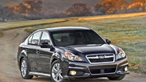 2013 Subaru Legacy 29.3.2012