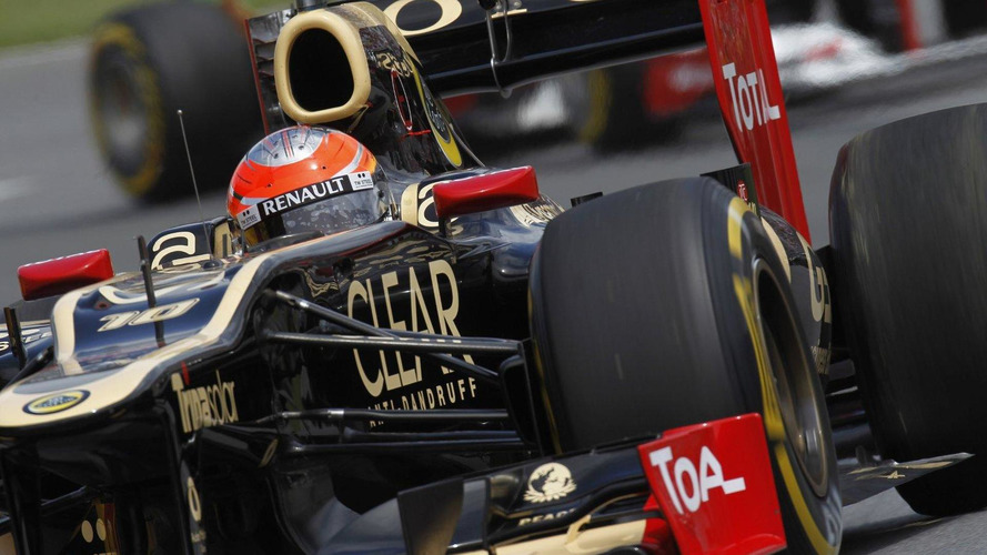 DRB-Hicom contemplating Lotus F1 team sale