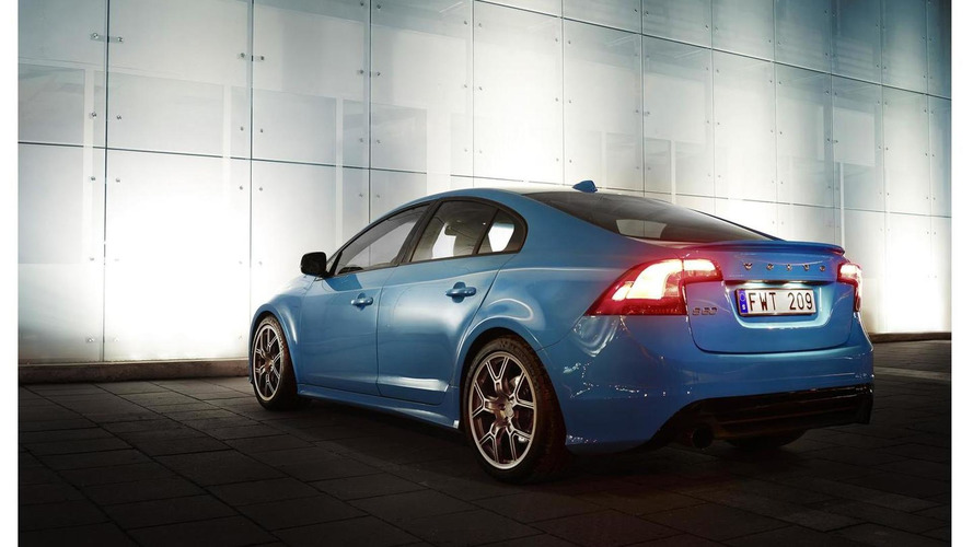 Volvo S60 Polestar concept sold - report