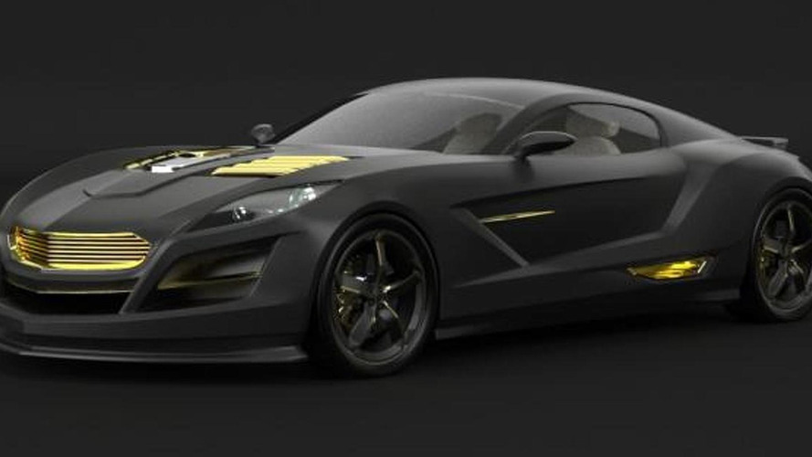 Gray Design creates Zeus Twelve automotive division