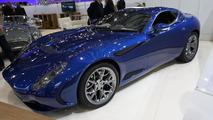 AC 378 GT Zagato live in Geneva 08.3.2012