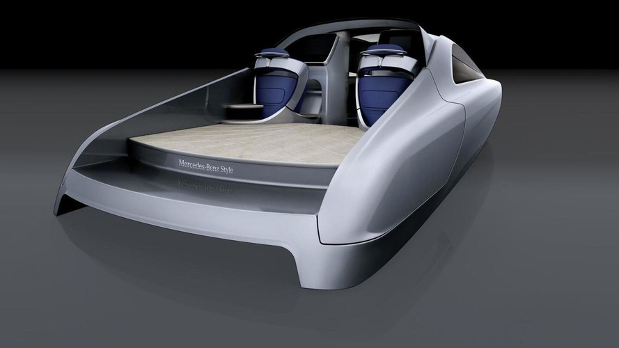Mercedes-Benz Granturismo yacht due next year