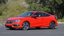 first drive 2016 honda civic coupe video