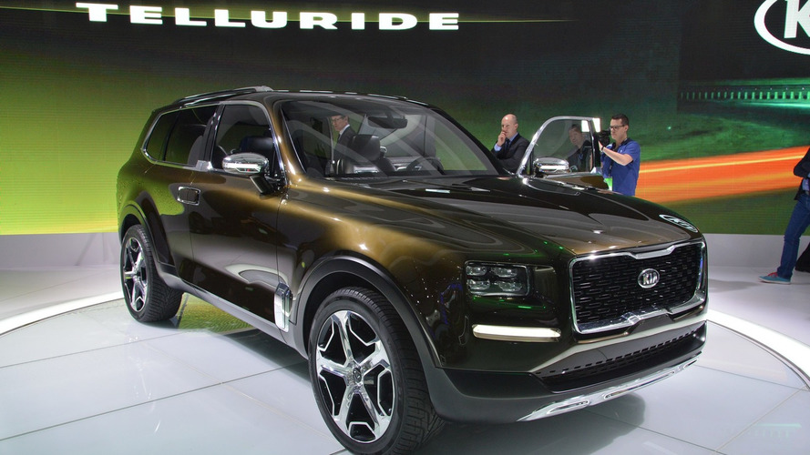 Why The Kia Telluride Concept's Coolest Details Didn't Make Production