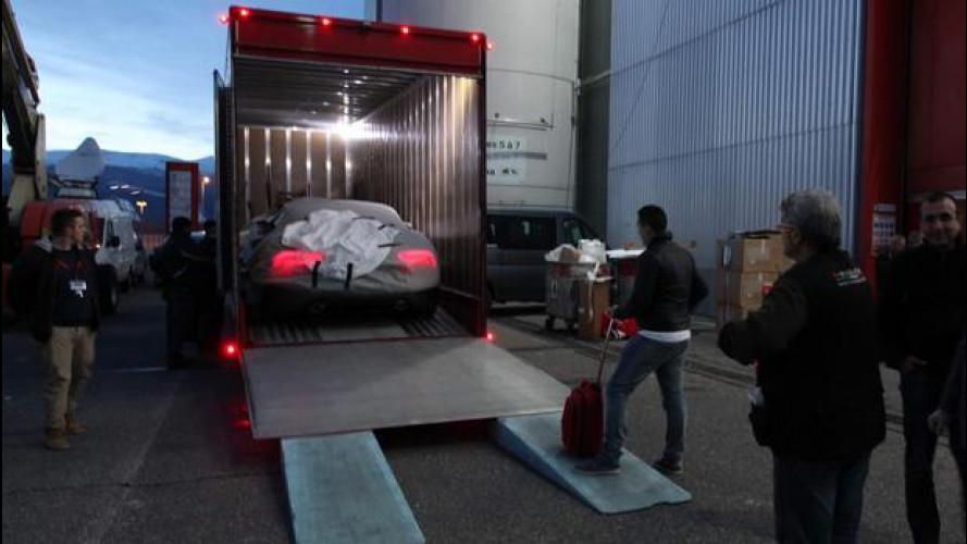 Il rombo della nuova Maserati in anteprima al Salone di Ginevra