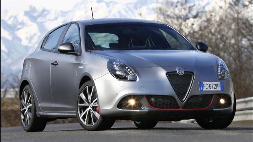 Alfa Romeo Giulietta, un restyling leggero ispirato dalla Giulia