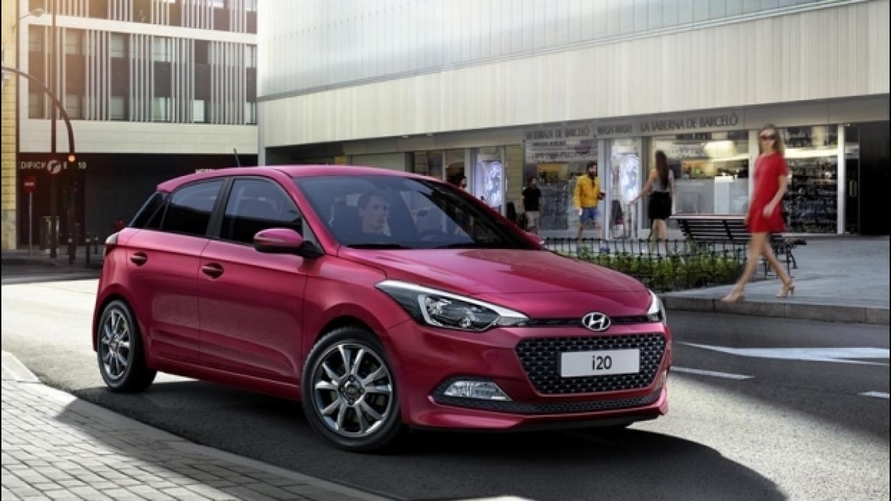 [Copertina] - Hyundai i20 Blackline, nuovo allestimento a partire da 11.000 euro