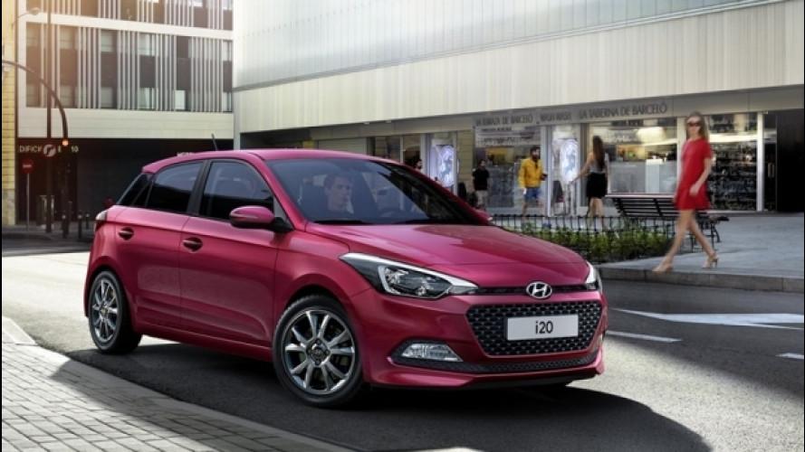 Hyundai i20 Blackline, nuovo allestimento a partire da 11.000 euro
