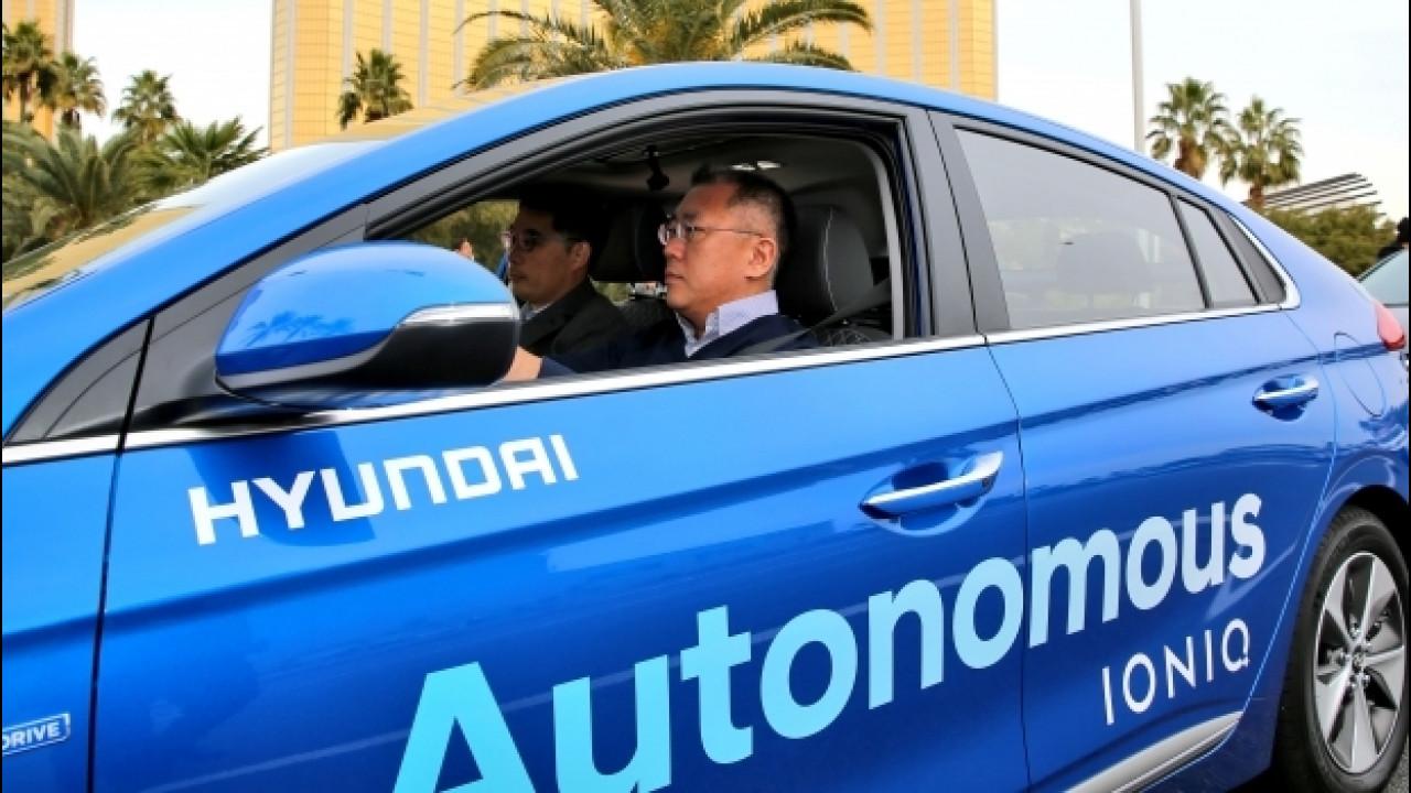 [Copertina] - Hyundai, nel 2018 le prime tecnologie connesse