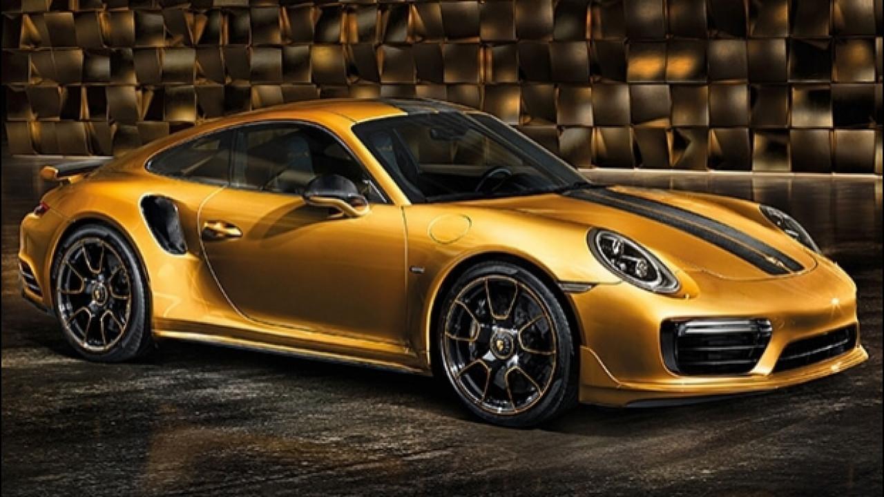 [Copertina] - Porsche 911 Turbo S Exclusive Series, lusso e prestazioni per pochi