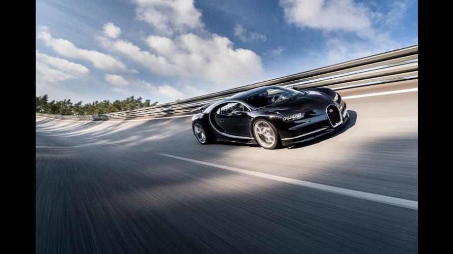 Bugatti Chiron, 1.500 CV di esclusività [VIDEO]