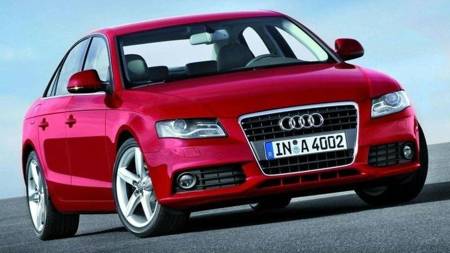 New Audi A4 Wins Major European Magazine Award
