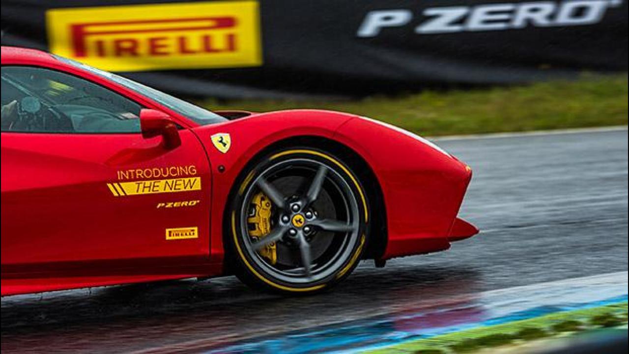 [Copertina] - Pirelli, arriva il nuovo P Zero
