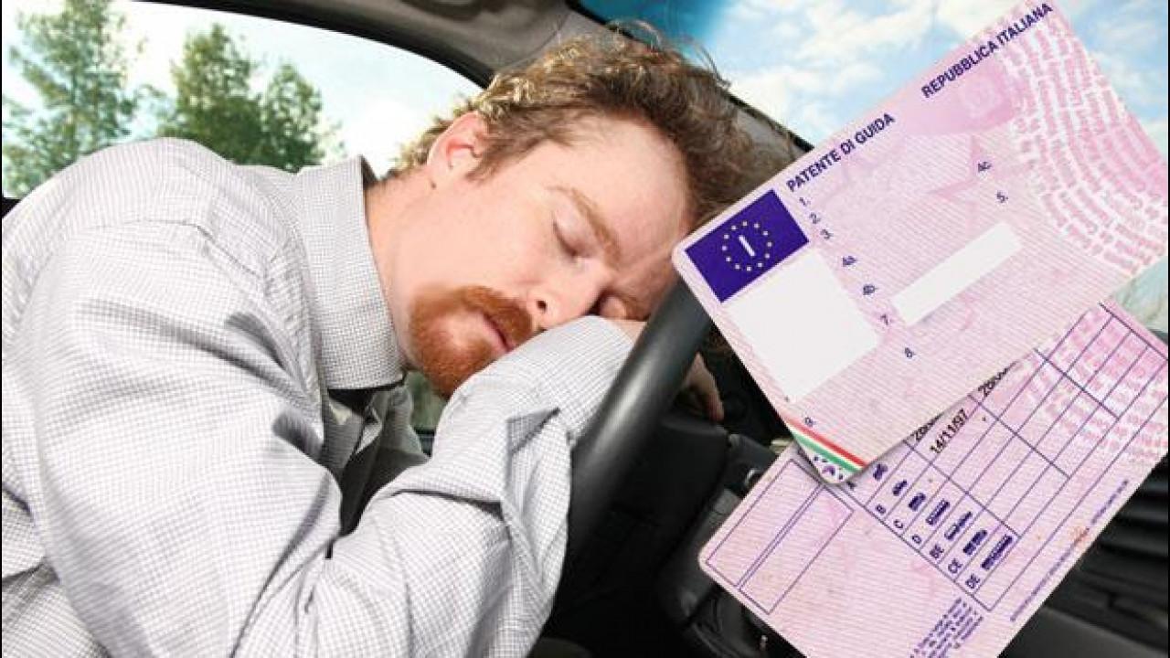 [Copertina] - Esame patente anti-colpo di sonno: sarà così