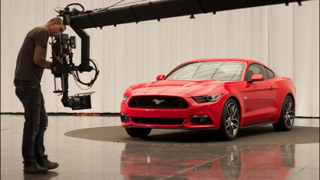 [Copertina] - Ford Mustang, un film dedicato alla leggenda [VIDEO]