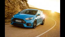Ford Focus RS, l'elettronica si fa bella [VIDEO]
