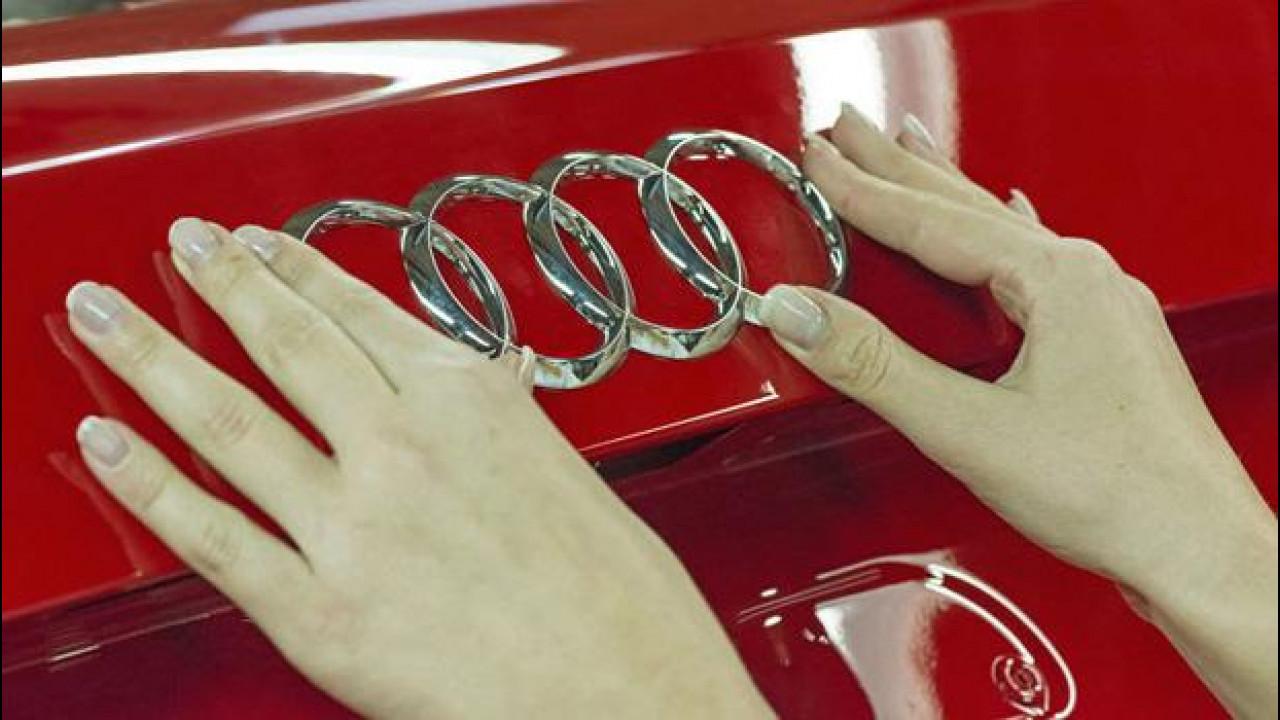 [Copertina] - Gruppo Audi, 3 miliardi di investimenti nel 2016