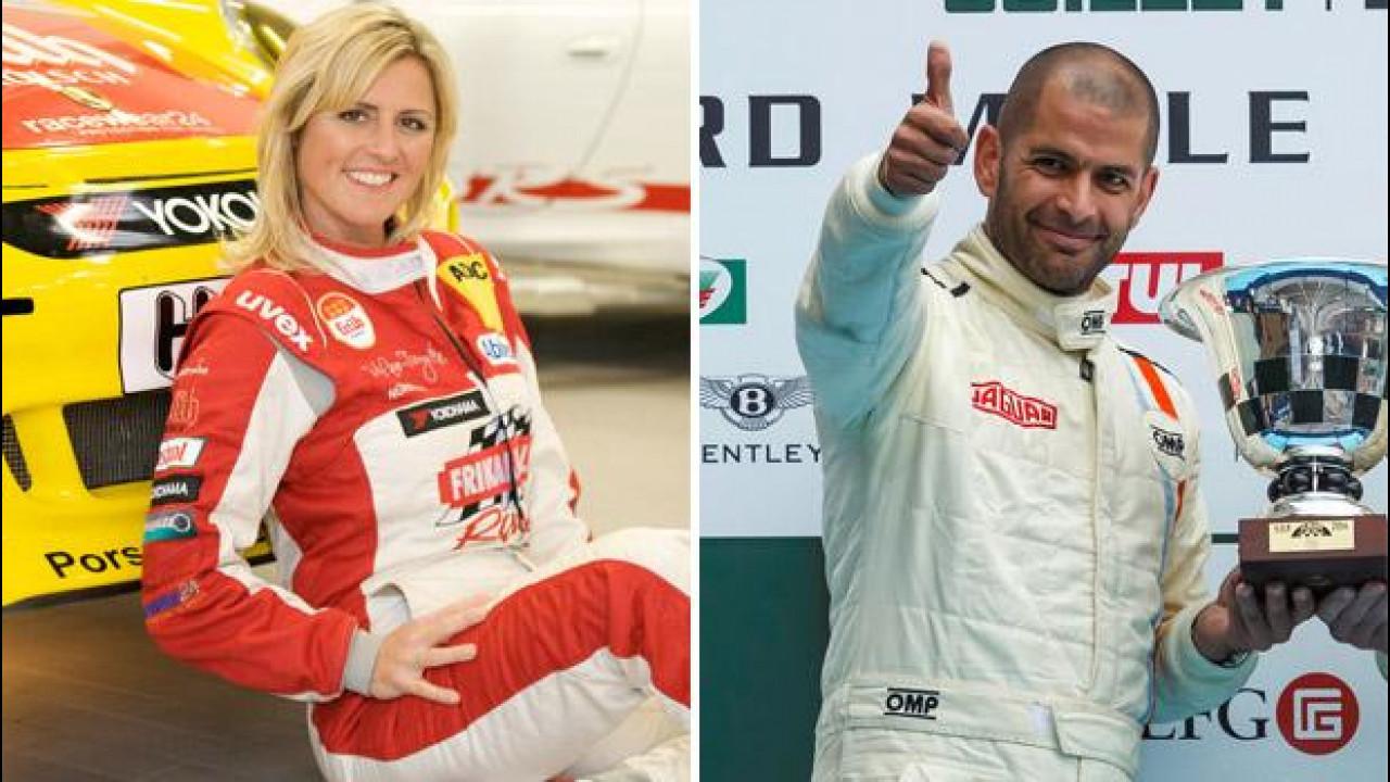[Copertina] - Top Gear, in arrivo Sabine Schmitz e Chris Harris