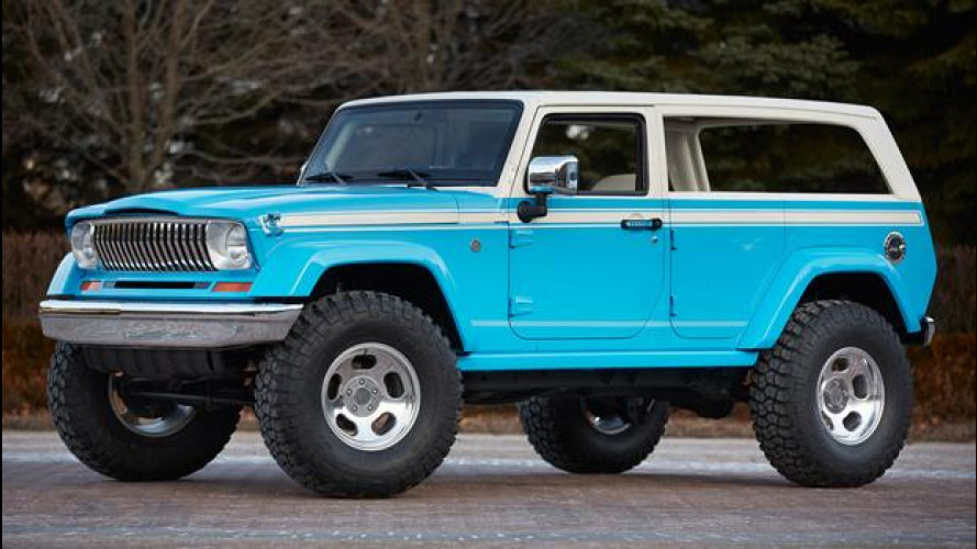 Jeep, 7 variazioni sul tema per il mega raduno americano