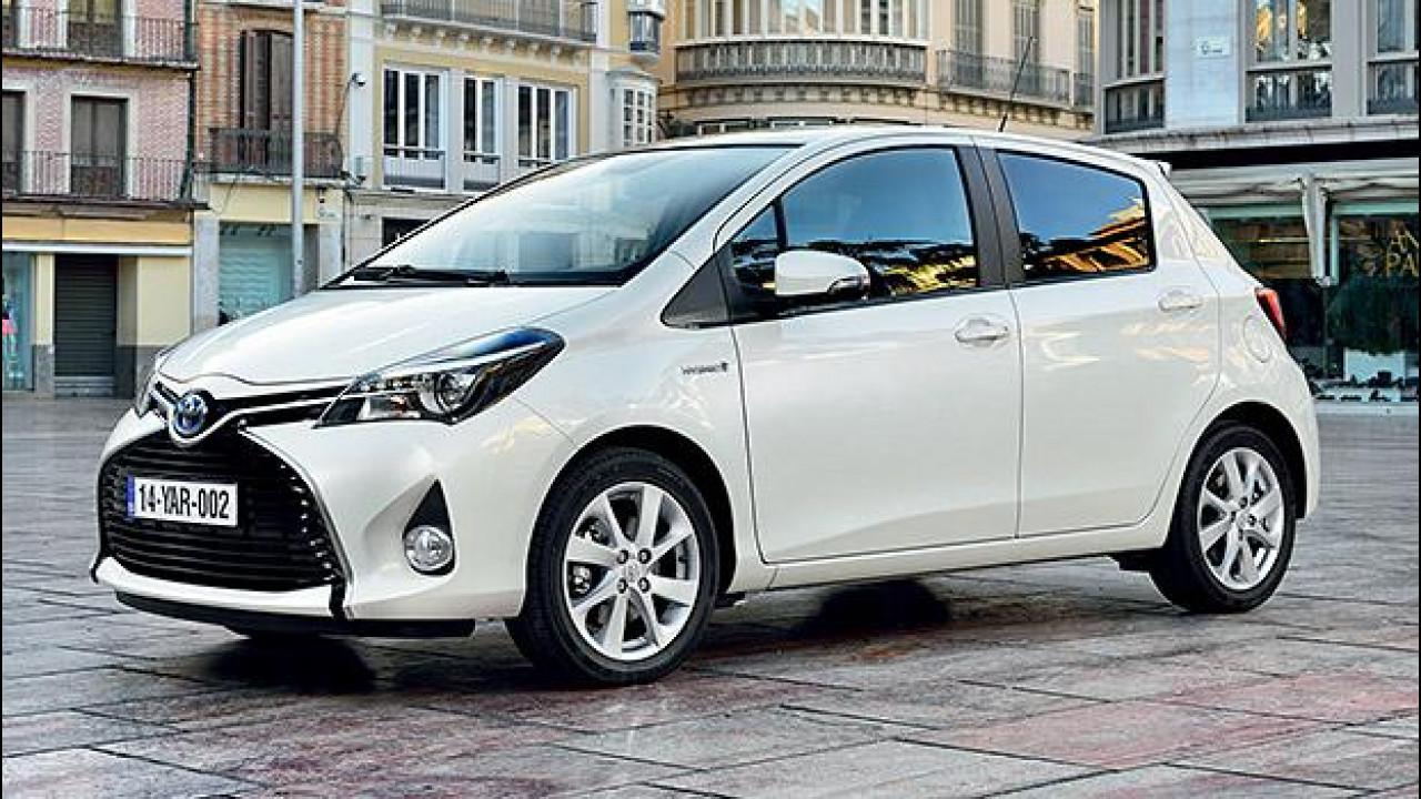 [Copertina] - Auto ibride, la classifica delle più vendute