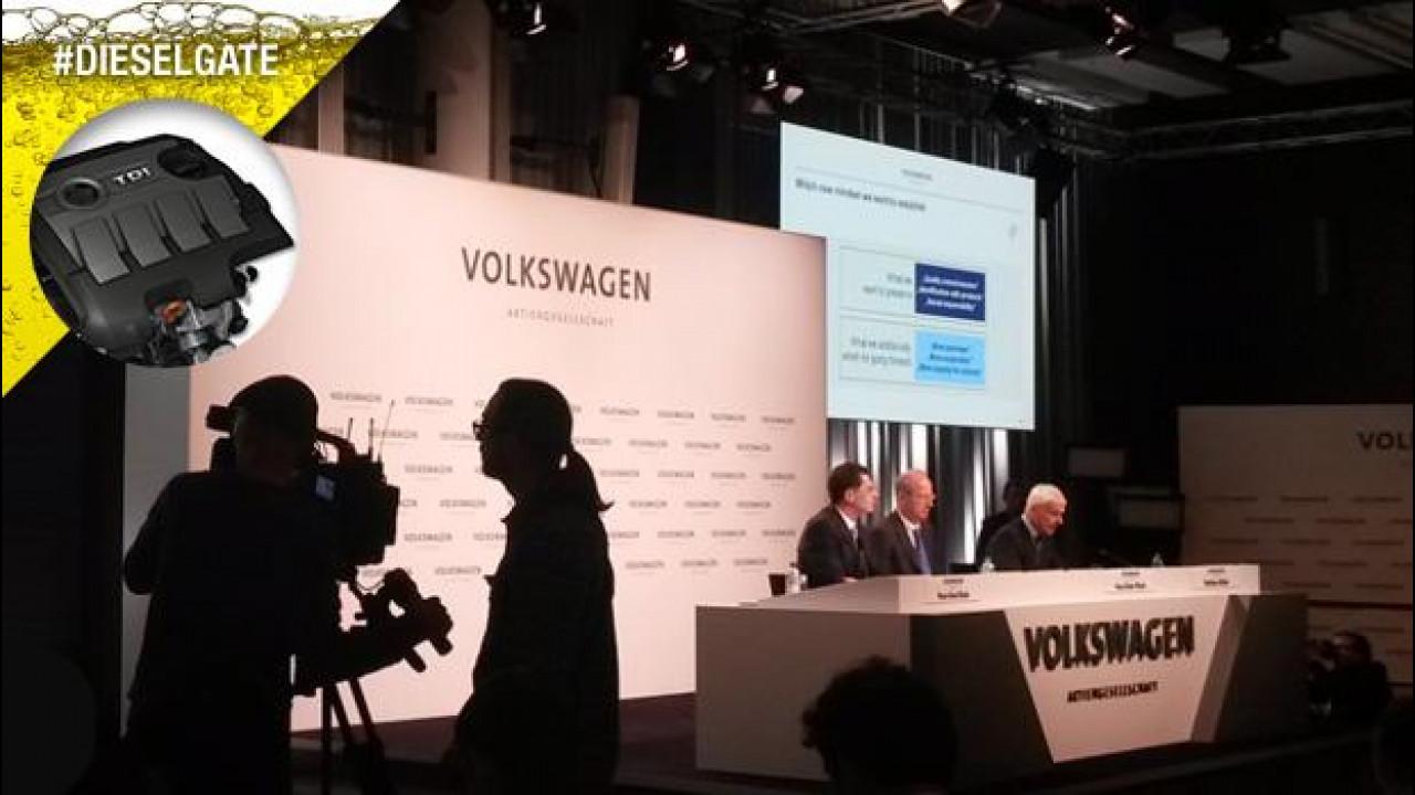 [Copertina] - Dieselgate, Volkswagen spiega com'è successo
