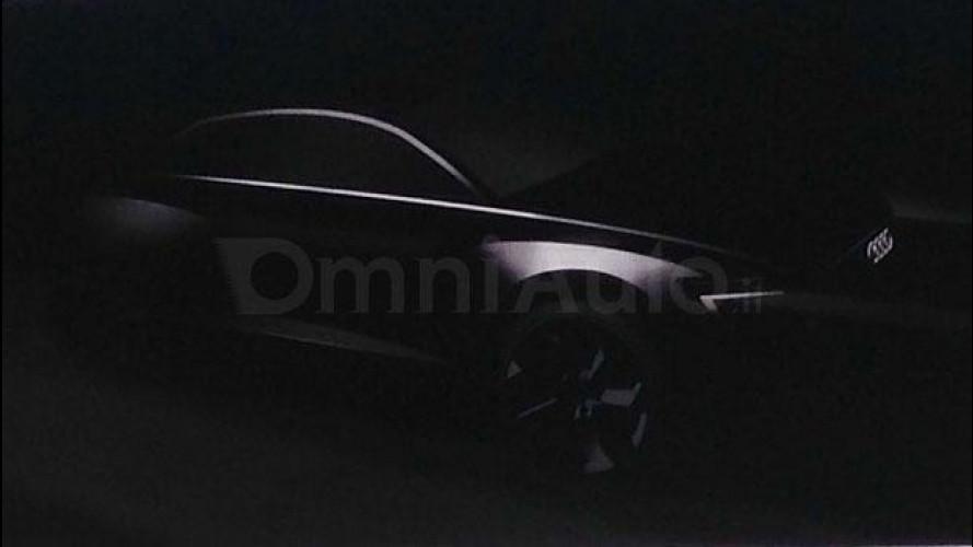 Audi Q6, sarà un SUV sportivo 100% elettrico
