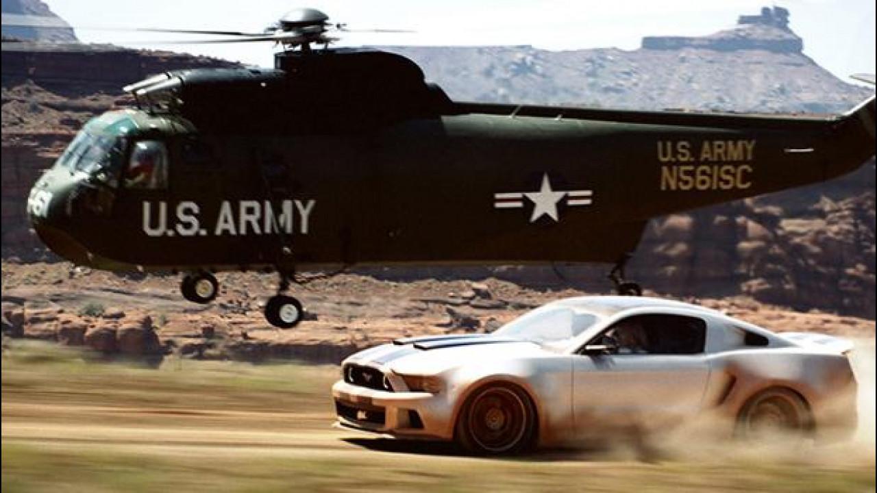 [Copertina] - Need for Speed Movie: nuovo trailer e foto [VIDEO]