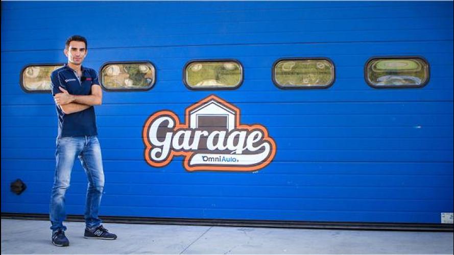 OmniAuto Garage: prova dell'auto con un motore per tutti