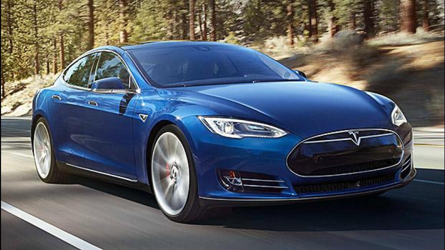Tesla Model S 70D, elettrica integrale da 78.140 euro