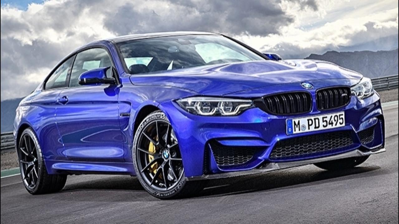 [Copertina] - BMW M4 CS, 460 CV cattivi ma non troppo