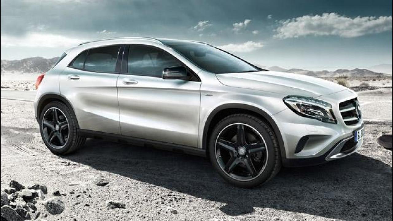 [Copertina] - Mercedes GLA Edition 1