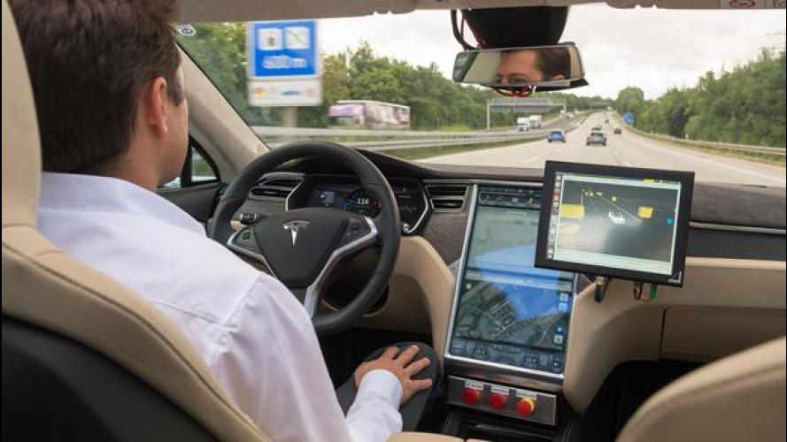 """Bosch e TomTom insieme nella """"gara"""" delle mappe intelligenti"""